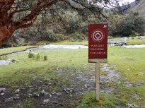 Huarascan Park.