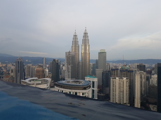 Petronas Twin Towers by MD Elsewhere