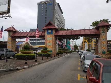 Kota Kinabalu.